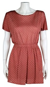 RVCA Womens Polka Dot Dress