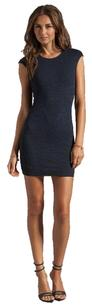 RVN Mini Tight Textured Dress