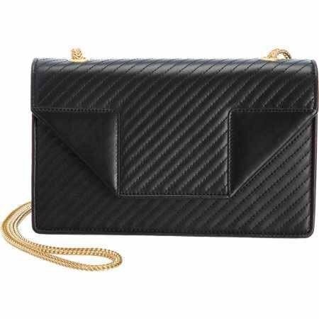 6e9639fb955a ... sale saint laurent ysl flap wgh clutch leather evening yves chanel  handbag shoulder celine fendi hermes ...