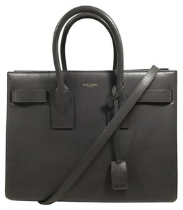 Saint Laurent Sac De Jour Tote in Grey