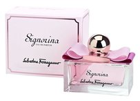 Salvatore Ferragamo SIGNORINA by SALVATORE FERRAGAMO Eau de Parfum Spray ~ 1.7 oz / 50 ml