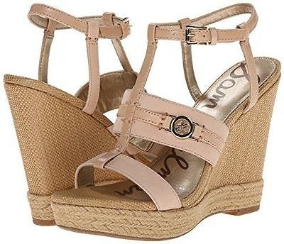 Womens Sandals Sam Edelman Karley Peach Melba/Natural Naked