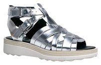 Circus by Sam Edelman Silver Sandals
