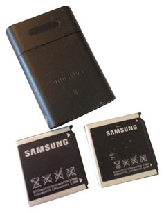 Samsung 2 AB563840CA Batteries4 Samsung T929 R810 R350 R351 Instinct &Charger