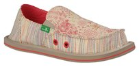 Sanuk Scribble Tropica | Multi-color Flats