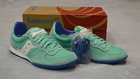 Saucony A8 Bullet Mint/Blue Athletic