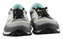 Saucony Womens Gray White Athletic