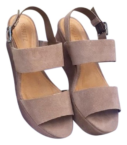 Schutz Suede Slide Sandals Cheapest online cheap sale visa payment countdown package cheap online with credit card cheap price lRsKqJY4