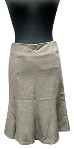 Searle Flare Skirt Gray