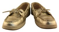 Sebago Skimmer Womens Gold Athletic