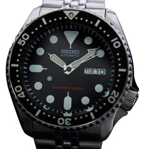 Seiko Seiko Automatic Vintage Mens 42.5mm Diver C2000 Stainless Japanese Watch 8103