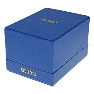 Seiko Seiko Dress Blue Dial Date Two-tone Stainless Steel Mens Watch Sge798
