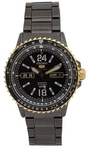 Seiko Seiko Srp356 Mens Watch Black -