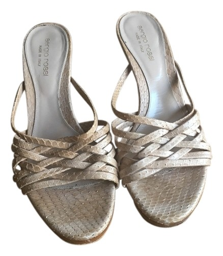 woven sandals - Nude & Neutrals Sergio Rossi Fh40wp