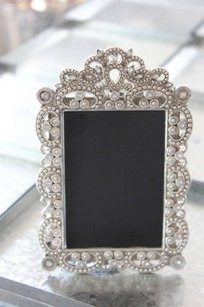 Set Of 10 Jeweled Mini Frames Photo