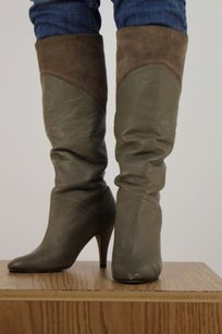 Seychelles Womens Knee Taupe Boots