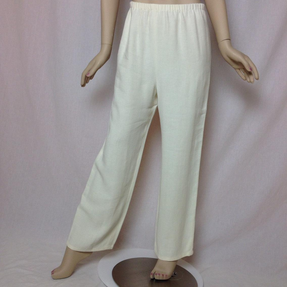 100% Linen Pants #2998690 - Pants Suits - Tradesy