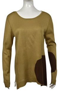 Sharagano Womens Color Sweater