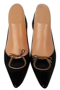 Sigerson Morrison Womens Black Pumps