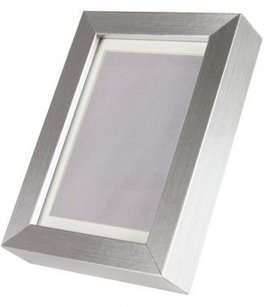 Silver Table Number Frame Pewter Photo Picture