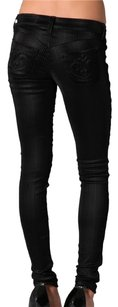 Siwy Velvet Night Out Date Night Skinny Pants black
