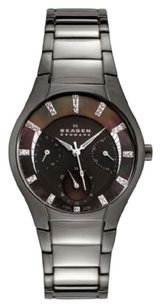 Skagen Denmark Women's Stainless Steel Bracelet Watch 750SMXM