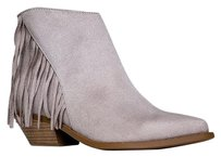 Soda Blu Closed-toe Festivalmusthaves Volleyltsmokesue-7 Gray Boots