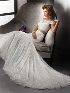 Sottero And Midgley Amara Rose Wedding Dress