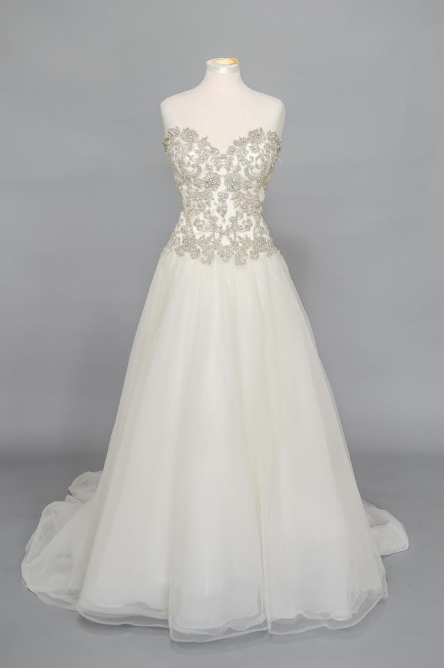 Sottero and Midgley Ivory with Gold Accents Danica 5sr041lu Wedding ...