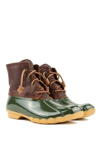 Sperry 410004212482 Green Boots