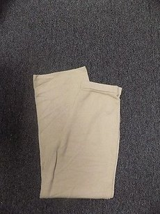 St. John Collection Beige Stretchy Santana Knit Casual Sma9684 Pants