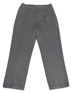 St. John Basics Black Santana Pants