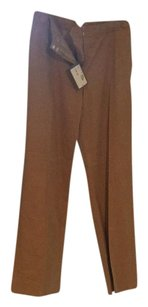 St. John Relaxed Pants Khaki
