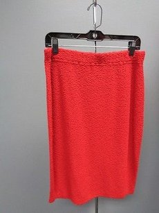 St. John St Collection By Marie Skirt Red