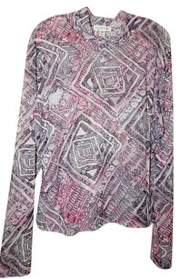 St. John St Sport Pink Multi Top Multi-Color