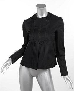 Stella McCartney Cotton Black Jacket