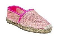 Stella McCartney Eu 6 Us Womens Textile pink Flats