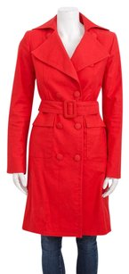 Stella McCartney Cotton Trench Coat