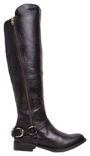 Steve Madden Closed-toe Knee-high Black Boots