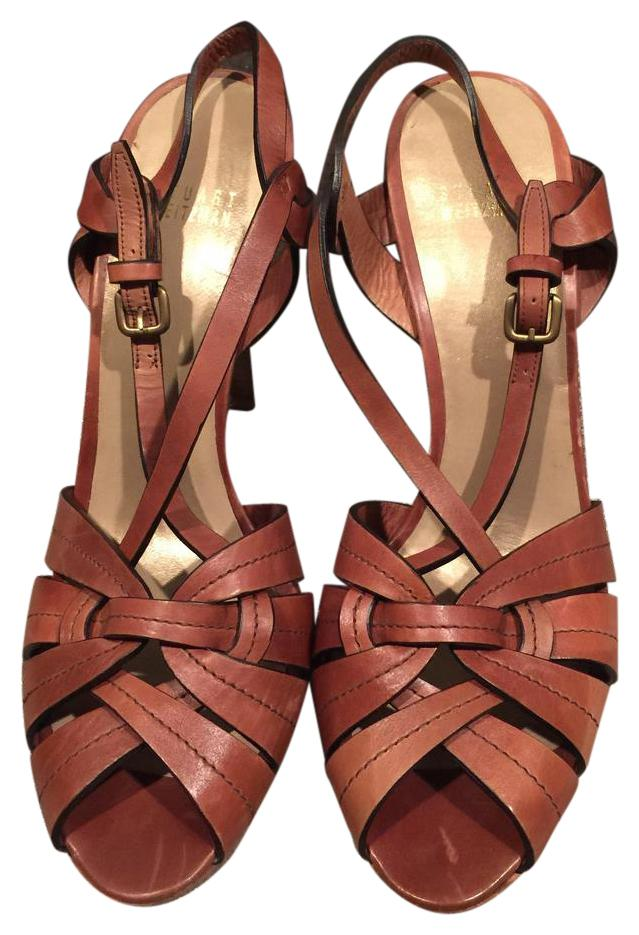 Stuart Weitzman However Platform Sandals