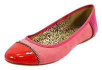 Style & Co Good Womens Man Made Nbw pink Flats