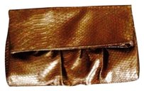 Style & Co Bronze Clutch