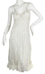 Sue Wong short dress White on Tradesy