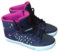 Supra Blue & Pink Athletic