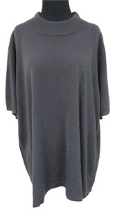 Susan Graver Susan Turtleneck Mock Sweater
