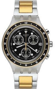 Swatch Swatch Antenor Chronograph Mens Watch Svck4076ag