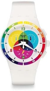 Swatch Swatch Chromograph Unisex Watch Susw404