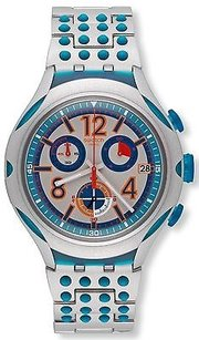 Swatch Swatch Dots Unisex Watch Yys4007ag