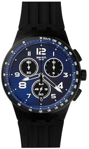 Swatch Swatch Nitespeed Chronograph Mens Watch Susb402