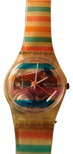 Swatch Women's Swatch Rainbow Transparent